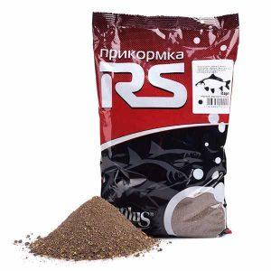Прикормка RS стандарт карп черный