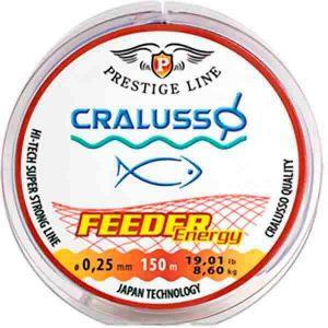 Леска Cralusso Feeder Energy