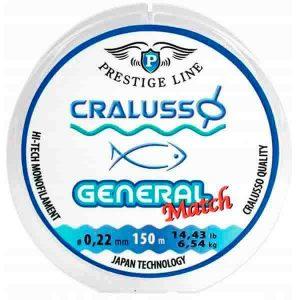 Леска Cralusso General Match 1