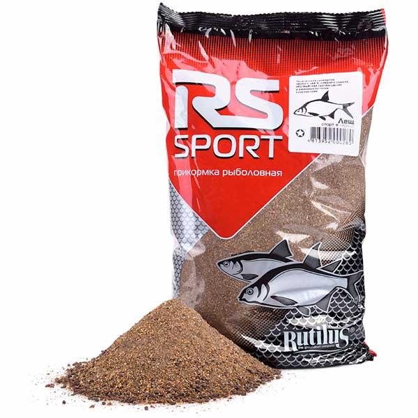 RS спорт лещ чёрный