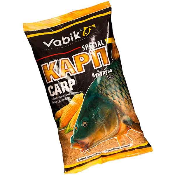 Vabik special карп кукуруза