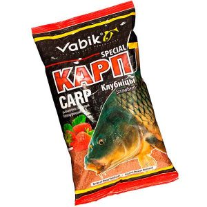 Vabik special карп клубника