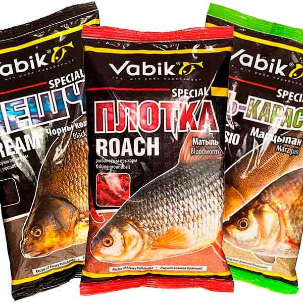 Прикормка Vabik Special