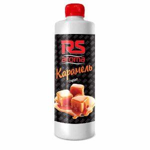 RS карамель сироп