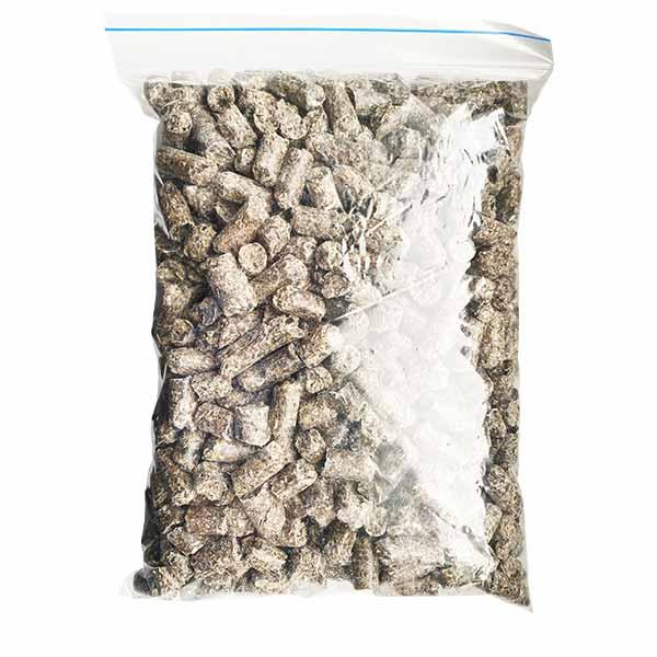 шрот подсолн. гранула 8 мм - 1 кг